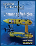 Marine Technology Magazine Cover Jan 2015 - Underwater Vehicle Annual: ROV, AUV, and UUVs