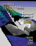cover of Marine Technology Reporter (April 2014)