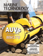 May 2014  - AUV Operations