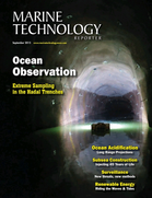 Sep 2015  - Ocean Observation: Gliders, Buoys & Sub-Surface Networks