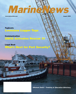 Aug 2006  - AWO Edition: Inland & Offshore Waterways