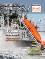 May 2015  - Underwater Defense