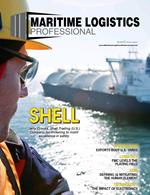 Maritime Logistics Professional Magazine Cover Q3 2016 -