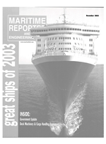 Dec 2003  - Grear Ships of 20003