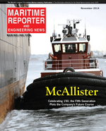 Nov 2014  - Workboat Edition