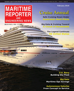 Feb 2016  - Cruise Ship Technology Edition