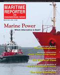 maritimereporter maritime magazine - The Marine Propulsion Edition