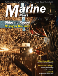 Apr 2014  - Shipyard Report: Construction & Repair