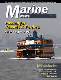Jan 2015  - Passenger Vessels & Ferries
