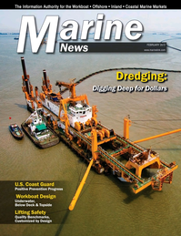Feb 2015  - Dredging & Marine Construction