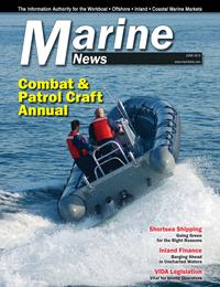 Jun 2015  - Combat & Patrol Craft Annual