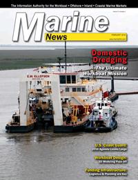 Feb 2016  - Dredging & Marine Construction