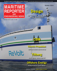 Oct 2014  - Marine Design Edition