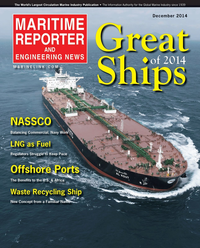Dec 2014  - Great Ships of 2014