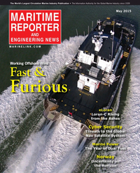 May 2015  - The Marine Propulsion Edition
