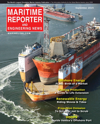 Sep 2015  - Offshore Energy Technologies