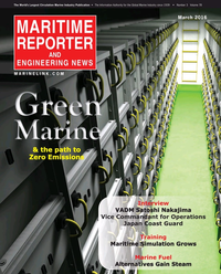 Mar 2016  - Green Marine Technology