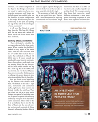 MN May-16#43 . We looked at the risks – tight  areas, recreational and
