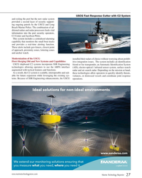 MT Sep-15#27  allowing operators to use the ARPA interface  (AIS), electro-optica