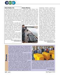 MT Jul-16#68 MTR 100 management solutions, connectors as  Seco Seals