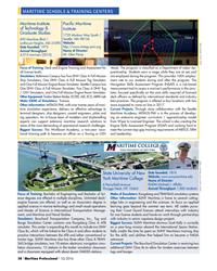 MP Q1-16#58  Station Radar, ECDIS, AIS, ECS, ARPA Lab deck of? cers as de