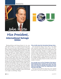 Marine News Magazine, page 12,  Jun 2014 Salvage As