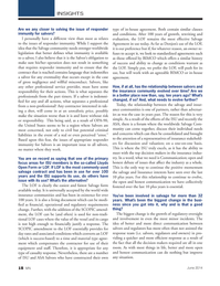 Marine News Magazine, page 18,  Jun 2014 insurance community