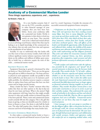 Marine News Magazine, page 20,  Jun 2014 rubber