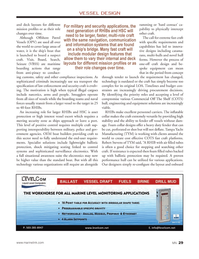 Marine News Magazine, page 29,  Jun 2014 security applications
