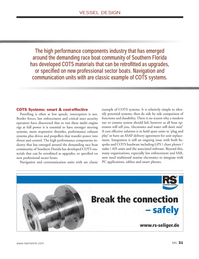 Marine News Magazine, page 31,  Jun 2014 stronger steering systems