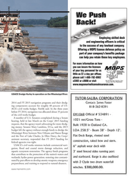Marine News Magazine, page 39,  Jun 2014 Senate