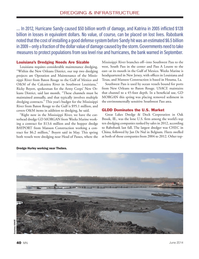 Marine News Magazine, page 40,  Jun 2014 Louisiana