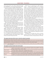 Marine News Magazine, page 44,  Jun 2014 Maritime Academy of To