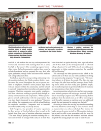 Marine News Magazine, page 46,  Jun 2014 Academy of Toledo
