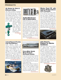 Marine News Magazine, page 56,  Jun 2014 Environmental Protection Agency