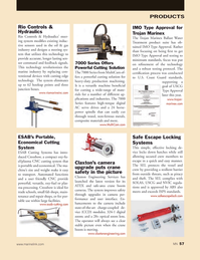 Marine News Magazine, page 57,  Jun 2014 gas industry