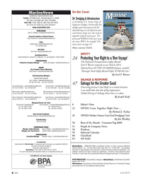 Marine News Magazine, page 4,  Jun 2014 Frank Covella