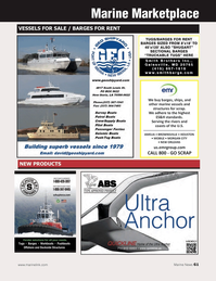 Marine News Magazine, page 61,  Jun 2014 United States