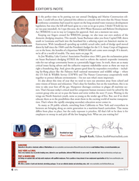 Marine News Magazine, page 6,  Jun 2014 California