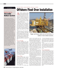 Maritime Reporter Magazine, page 10,  Jun 2014 oil and gas