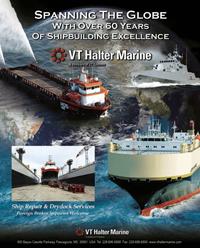 Maritime Reporter Magazine, page 17,  Jun 2014