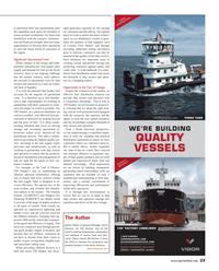 Maritime Reporter Magazine, page 23,  Jun 2014 Gulf of Mexico