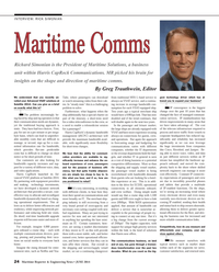 Maritime Reporter Magazine, page 24,  Jun 2014 Telemedicine
