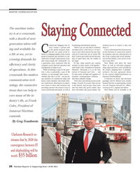 Maritime Reporter Magazine, page 26,  Jun 2014 Internet access