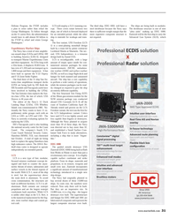 Maritime Reporter Magazine, page 31,  Jun 2014 F-35 Joint Strike Fighter