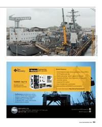Maritime Reporter Magazine, page 33,  Jun 2014 United States Navy