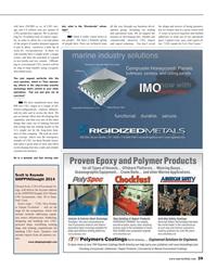 Maritime Reporter Magazine, page 39,  Jun 2014 Lane