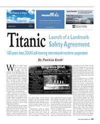 Maritime Reporter Magazine, page 45,  Jun 2014 wireless telegraphs
