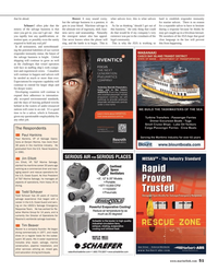 Maritime Reporter Magazine, page 51,  Jun 2014 U.S. Naval Academy