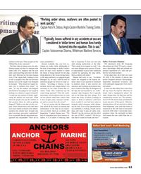 Maritime Reporter Magazine, page 63,  Jun 2014 ship machinery